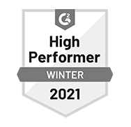 G2 - TurboHire - High Performer Asia Pacific Winter - 2021